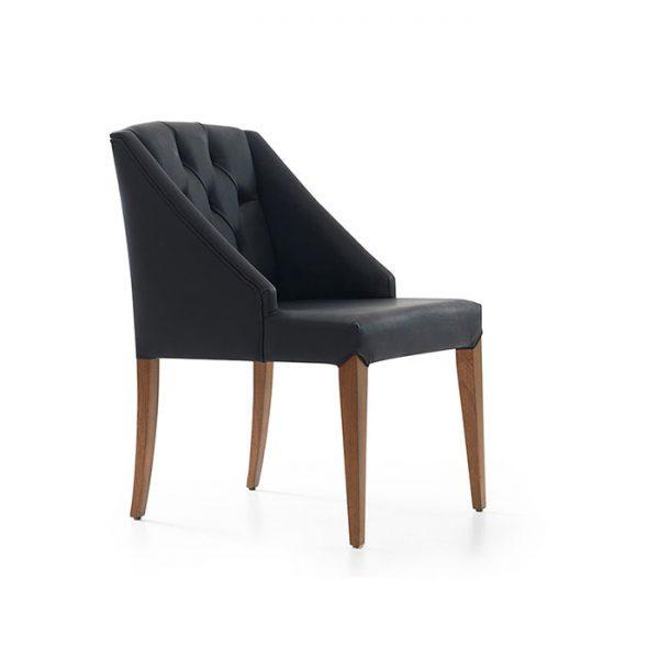 Masif-Ahşap-İskeletli-Sandalye-(San-110)