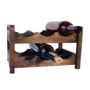 Masif Ahşap Şaraplık (ŞRP-602)