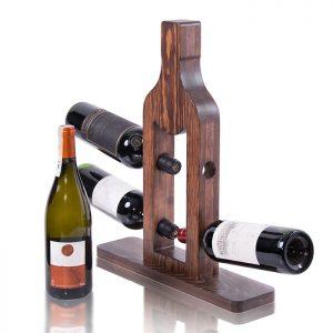 Masif Ahşap Şaraplık (ŞRP-603)