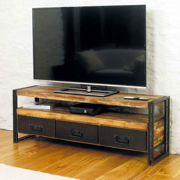 Masif-Ahşap-Tv-Sehpası-(Tv-107)