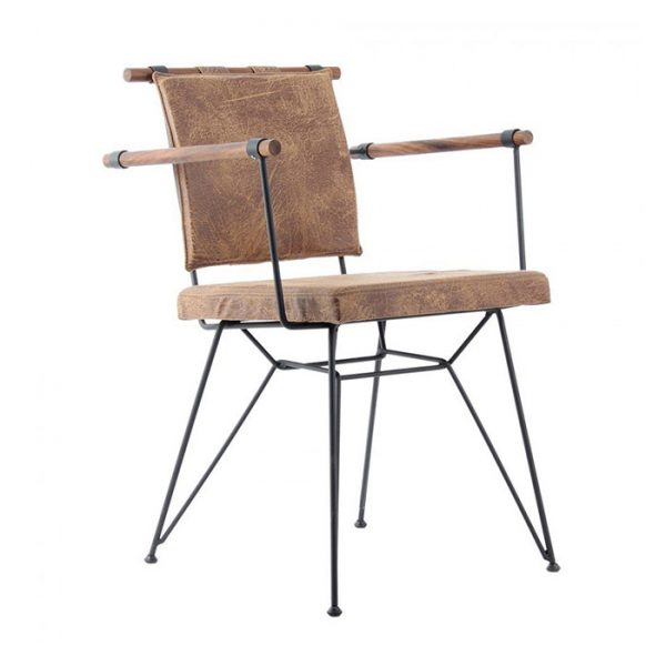 Metal-Gövdeli-Gürgen-Sandalye-(San-143)