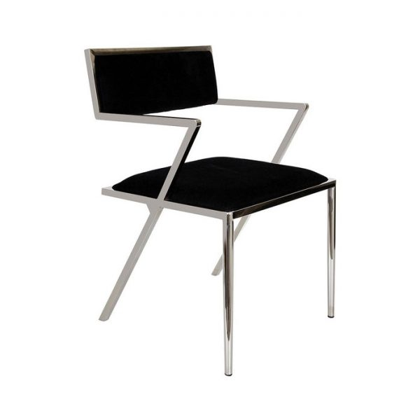 Paslanmaz-Çelik-Ayaklı-Sandalye-(San-146)
