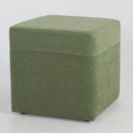 Kory Küp Yeşil Bench Puf