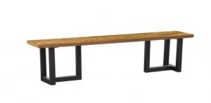 Ahşap Atölyesi Tola Wooden Bench Puf