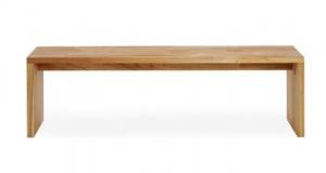 Ahşap Atölyesi Oak Bench Puf