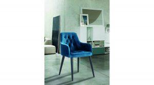Berak Maviş Sandalye