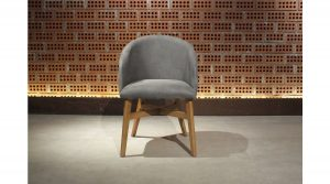 Çidaf Taş Rengi Sandalye