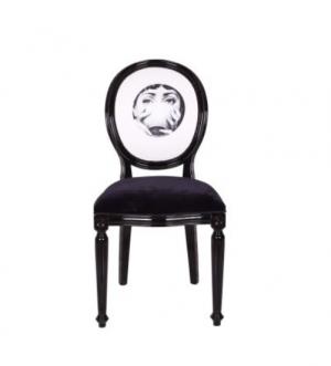 Hurnazetti Siyah Sandalye