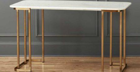 mermer çalışma masası