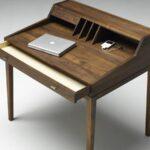 Muckv Nazif Ahşap Çalışma Masası