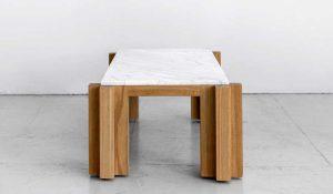 mermer cafe masası