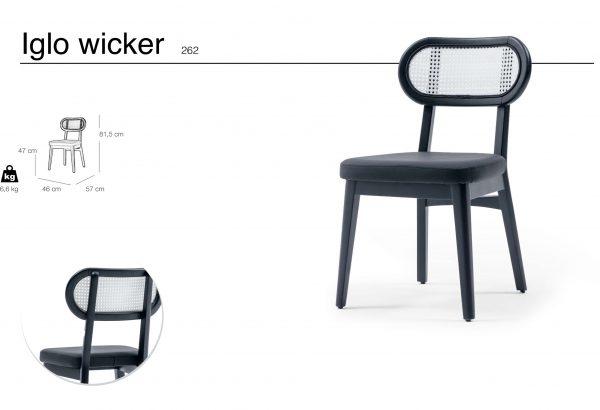 ıglo wicker 262
