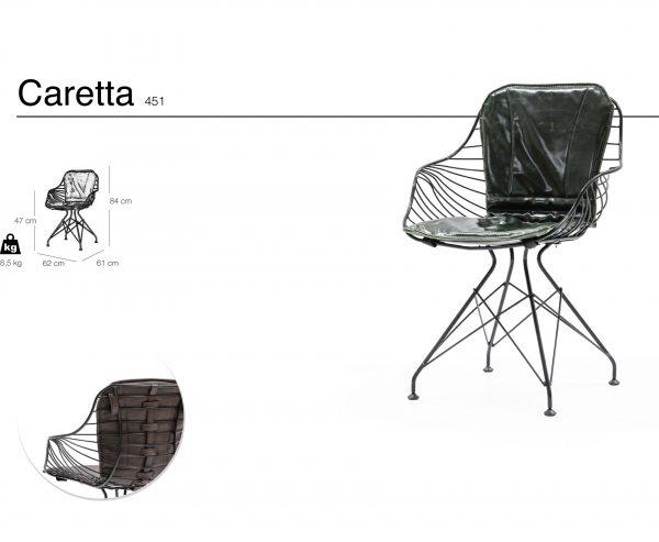 caretta 451