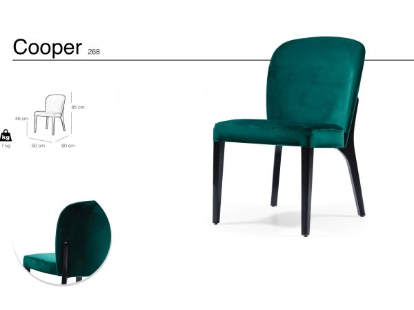 cooper 268