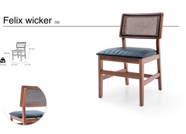 felix wicker 286