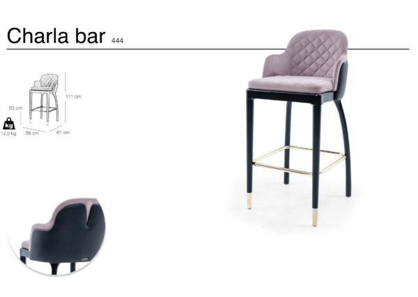 charla bar 444
