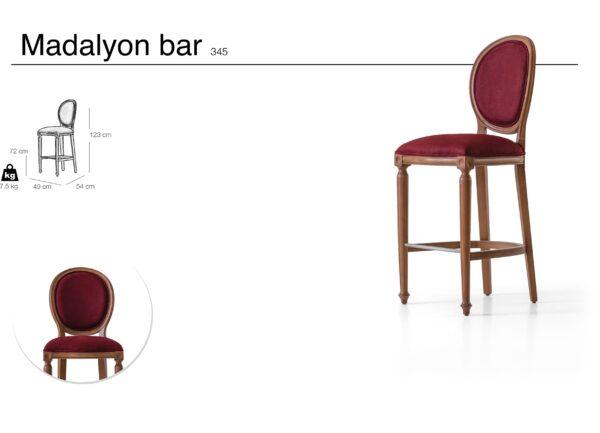 madalyon bar 345